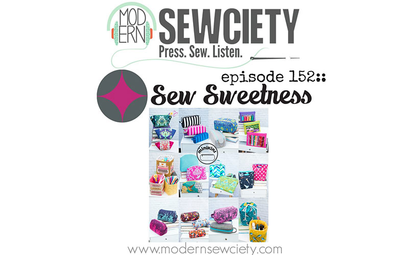 MS episode 152:: Sara Lawson from Sew Sweetness aka The Bag Lady