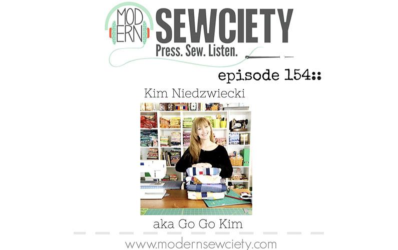 MS episode 154:: Kim Niedzwiecki aka GoGoKim