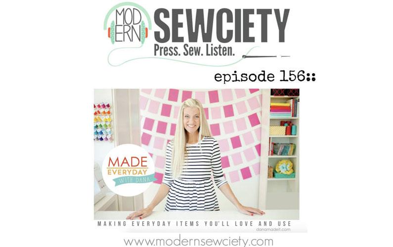 MS episode 156:: Dana Willard from Made Everyday