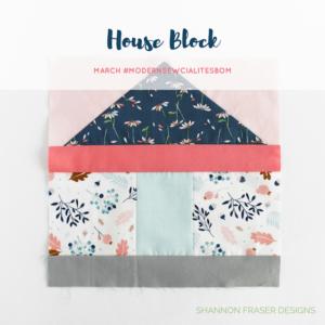 Modern Sewcialites BOM - Shannon Fraser Designs