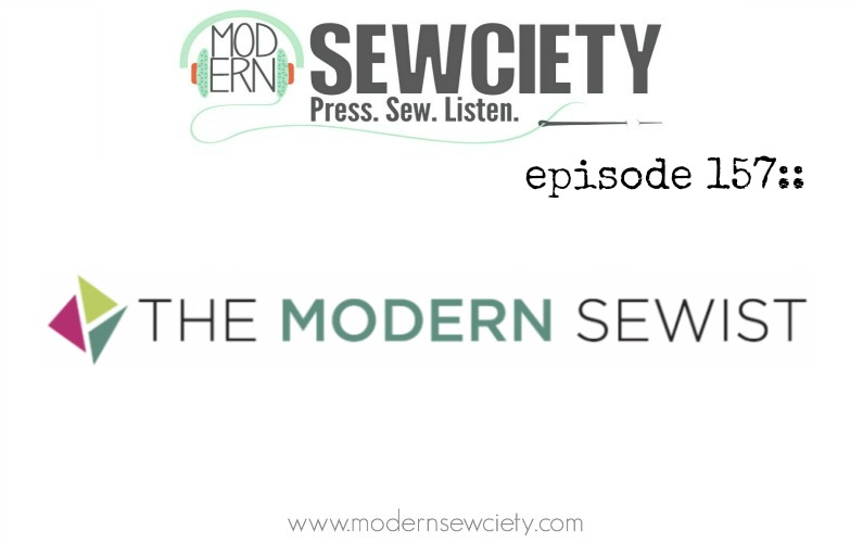 MS episode 157:: The Modern Sewist – a modern fabric shop in Sarasota, Florida