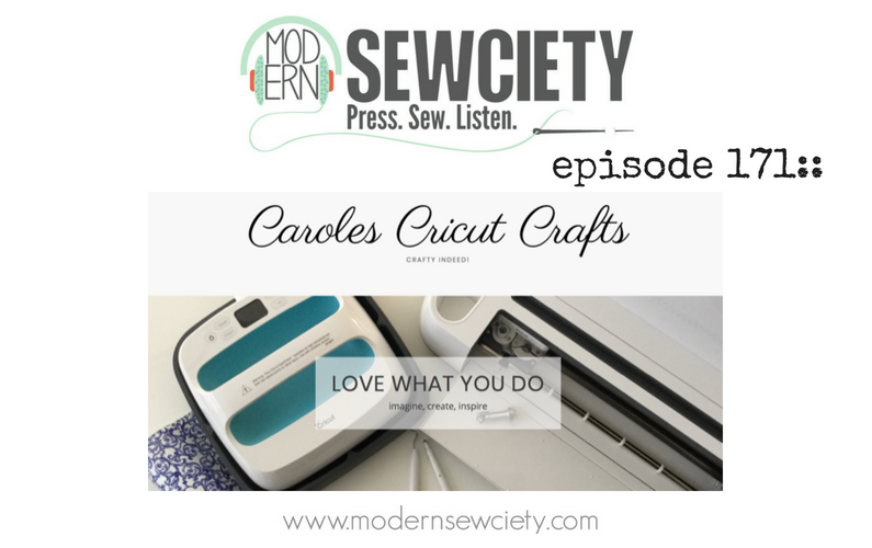 MS episode 171: Carole Prevost from Carole's Crafts. Cricut Expert and Mountain Make-a-Thon Teacher