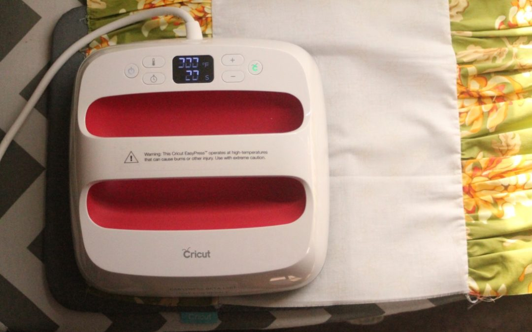 NEW Cricut EasyPress 2 Review and project