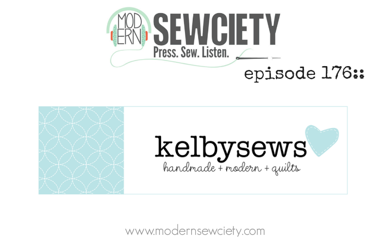 MS 176: Kelly Bowser from Kelby Sews