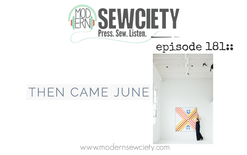MS episode 181: Meaghan from Then Came June
