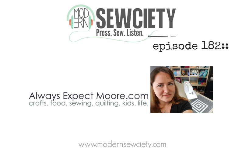MS episode 182: Carolina Moore from Always Expect Moore, 30 Minute Crafts, and Craft Snarks