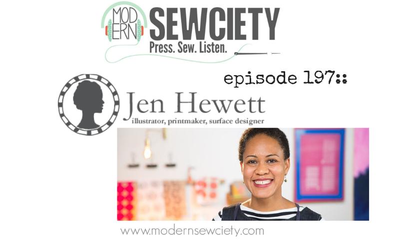 MS episode 197: Jen Hewett