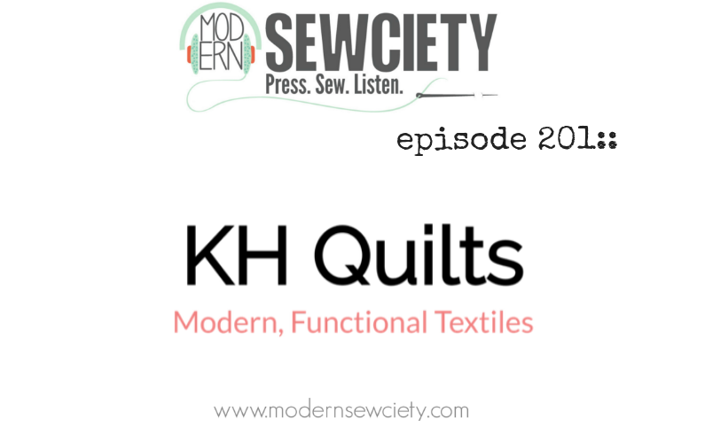MS episode 201: Krystina Hopkins from KH Quilts