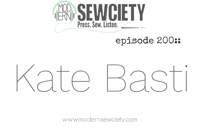 MS episode 200: Kate Basti